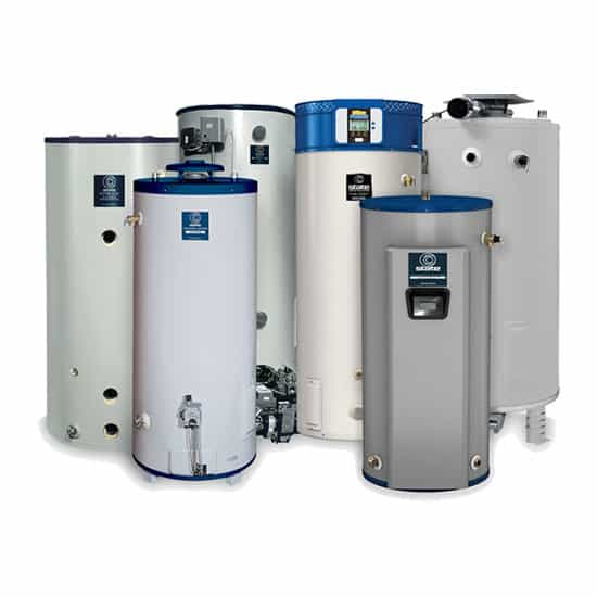 Hot-water-tank-install