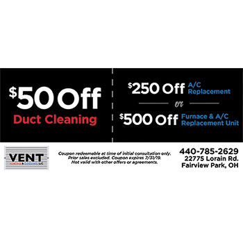 HVAC Coupon