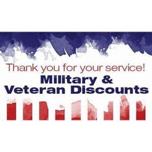 Military Discounts HVAC