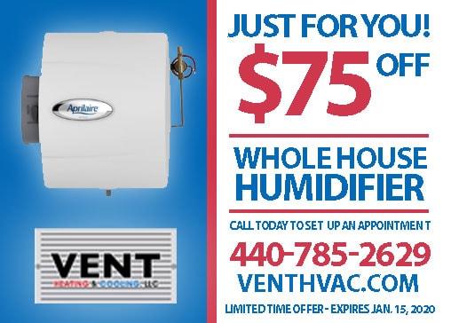 Humidifier Sale HVAC